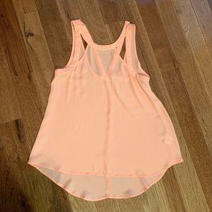 Lush | Peach Tank Top size XS